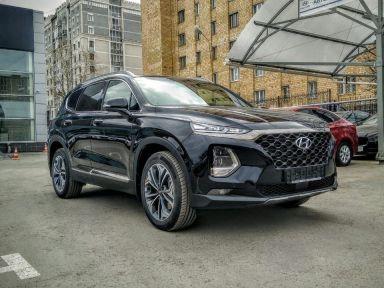 Hyundai Santa Fe 2019 отзыв автора | Дата публикации 24.11.2019.