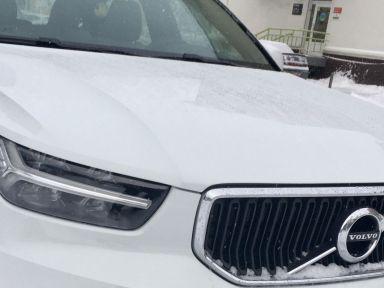 Volvo XC40, 2019