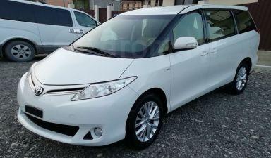 Toyota Previa, 2013