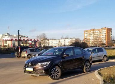 Renault Arkana 2019 отзыв автора | Дата публикации 25.11.2019.