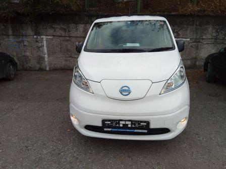 Nissan e-NV200 2015 - отзыв владельца