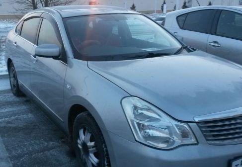 Nissan Bluebird Sylphy 2008 - отзыв владельца