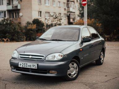 Chevrolet Lanos, 2008