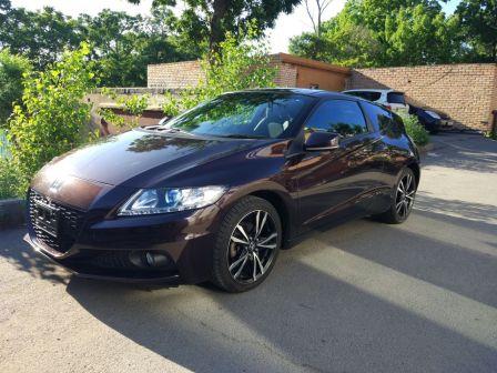 Honda CR-Z 2013 - отзыв владельца