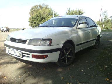 Toyota Corona, 1994