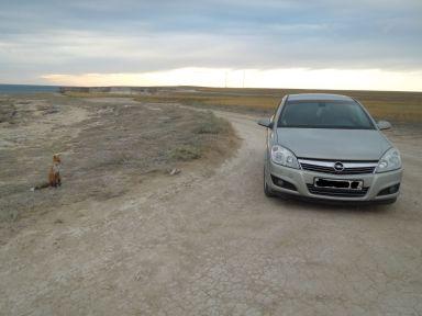 Opel Astra 2007 отзыв автора | Дата публикации 30.11.2019.