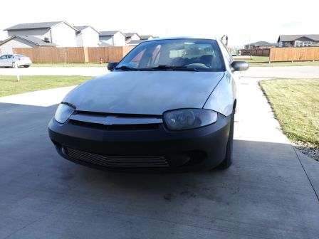 Chevrolet Cavalier 2003 - отзыв владельца