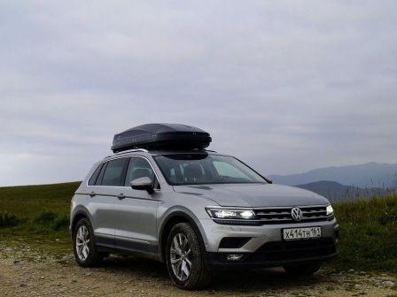 Volkswagen Tiguan 2018 - отзыв владельца