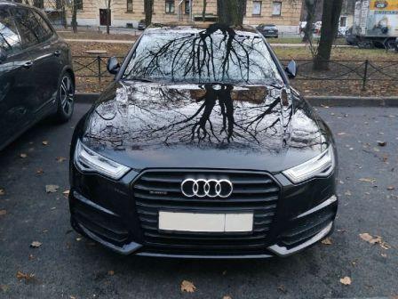 Audi A6 2017 - отзыв владельца