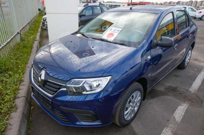 Renault Logan, 2019 год, 617 590 руб.