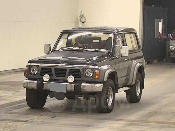 Nissan Safari, 1990 год, 629 870 руб.