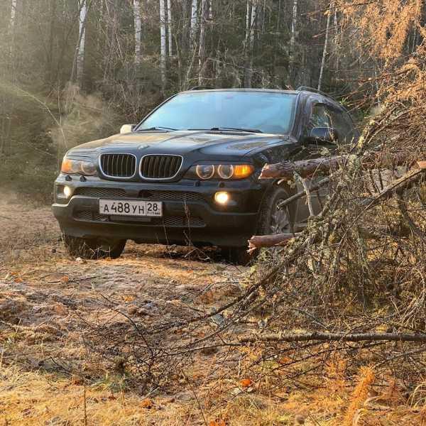 BMW X5, 2004 год, 900 000 руб.