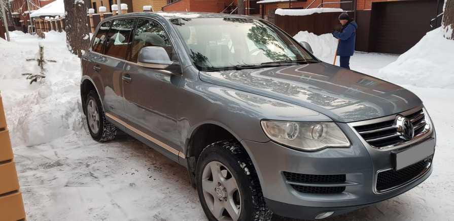 Volkswagen Touareg, 2008 год, 745 000 руб.