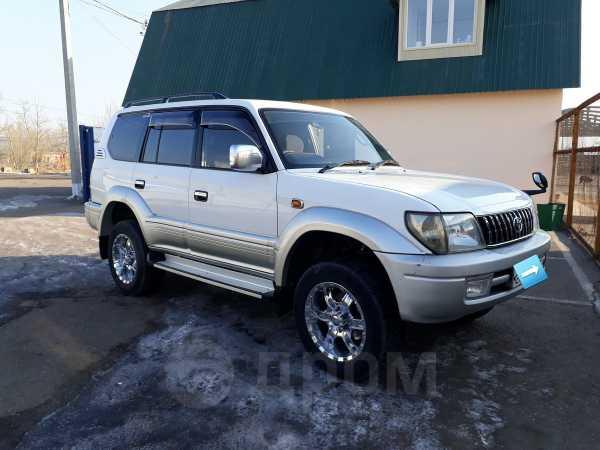 Toyota Land Cruiser Prado, 2000 год, 950 000 руб.