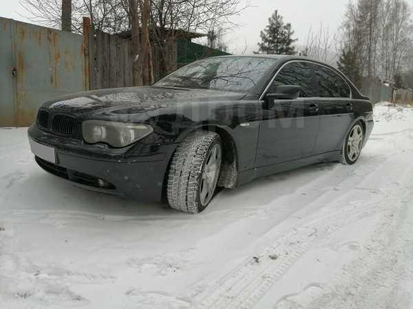 BMW 7-Series, 2003 год, 600 000 руб.