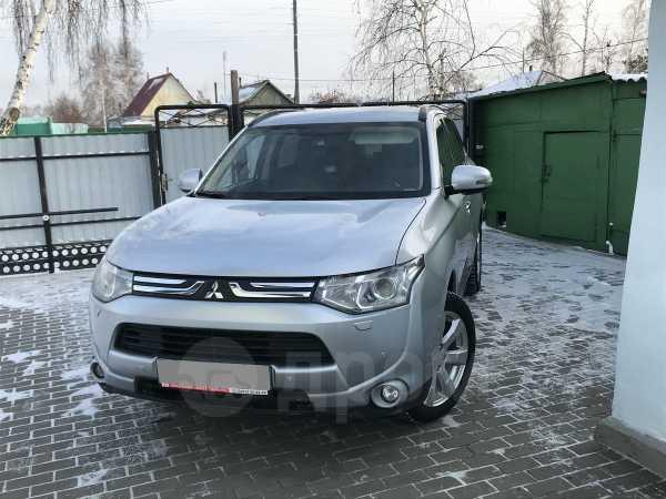 Mitsubishi Outlander, 2012 год, 960 000 руб.