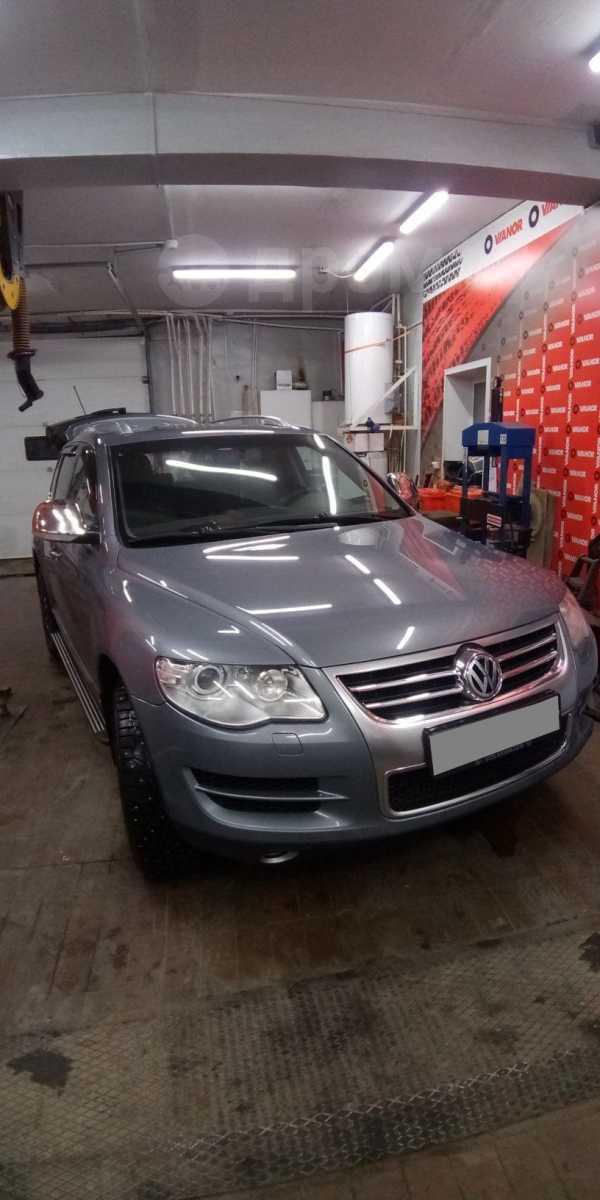 Volkswagen Touareg, 2008 год, 878 000 руб.