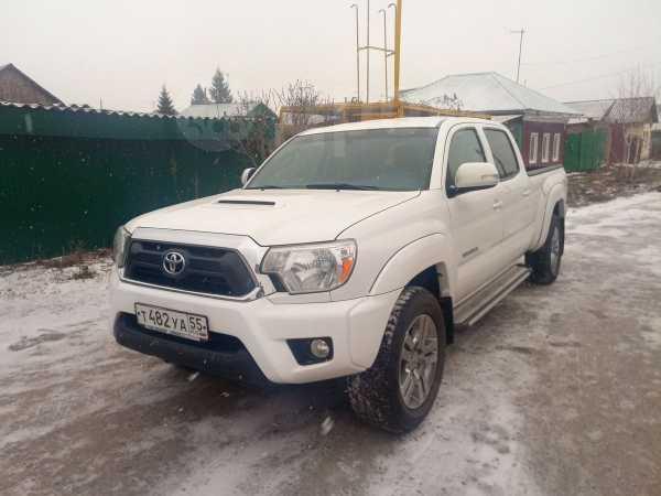 Toyota Tacoma, 2012 год, 1 850 000 руб.