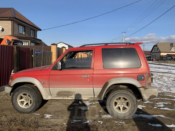 Mitsubishi Pajero, 1994 год, 329 000 руб.
