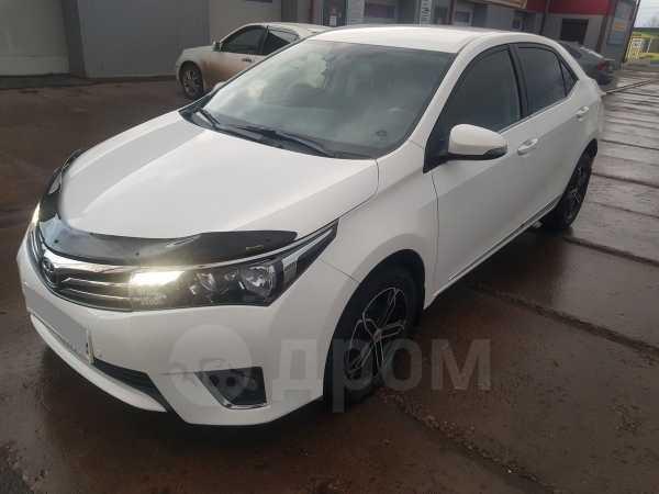 Toyota Corolla, 2014 год, 930 000 руб.