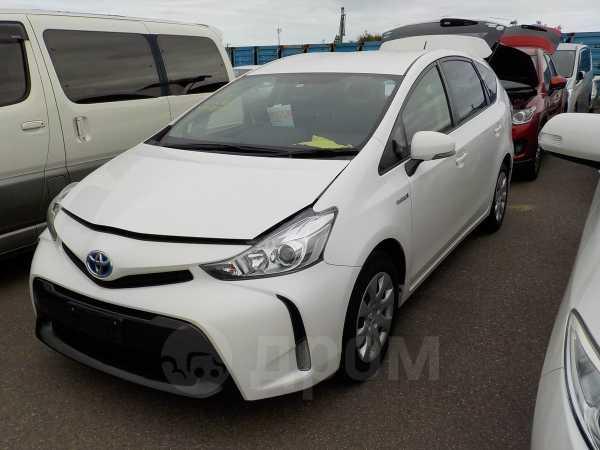 Toyota Prius a, 2015 год, 915 000 руб.