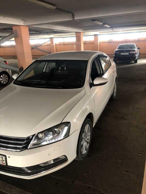 Volkswagen Passat, 2012 год, 480 000 руб.