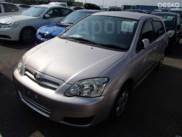 Toyota Allex, 2005 год, 525 000 руб.