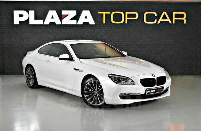 BMW 6-Series, 2012 год, 1 677 000 руб.