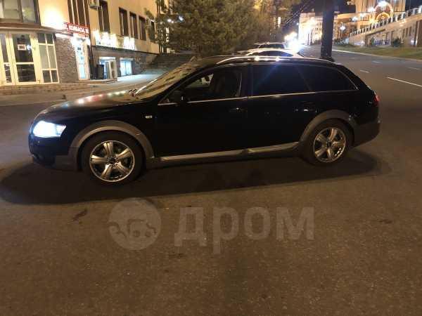 Audi A6 allroad quattro, 2008 год, 500 000 руб.