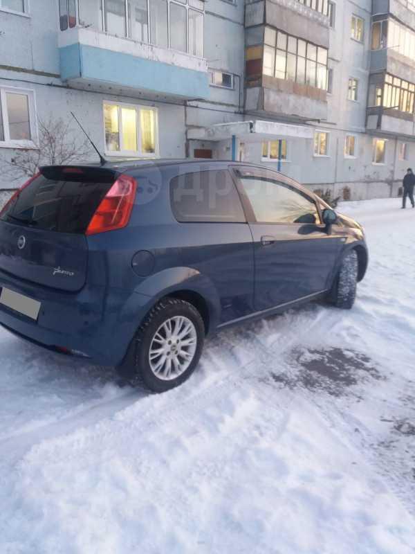 Fiat Grande Punto, 2008 год, 270 000 руб.