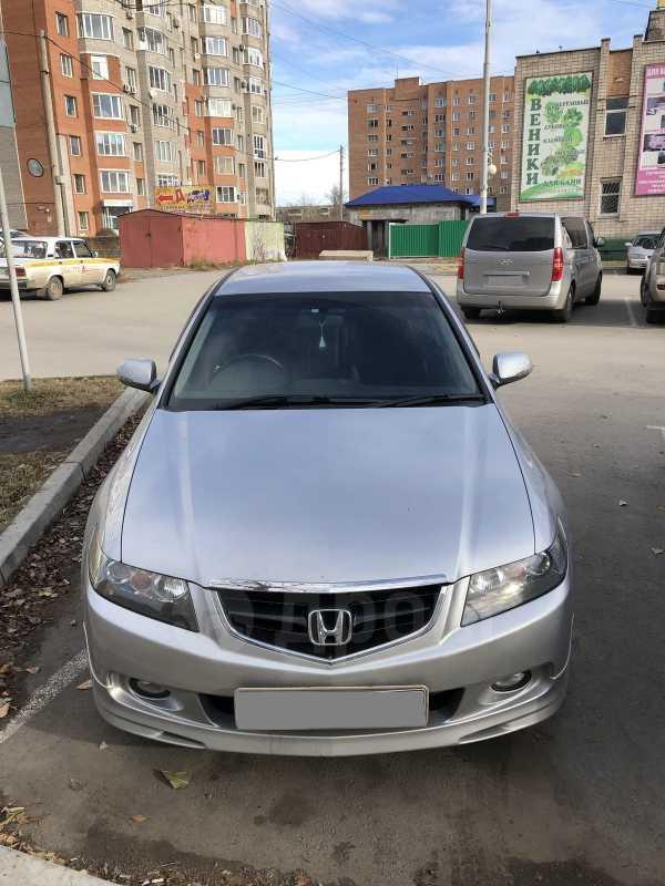 Honda Accord, 2002 год, 575 000 руб.