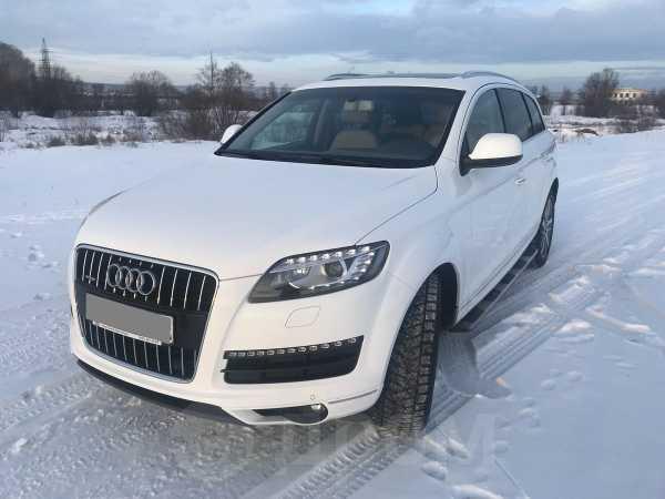 Audi Q7, 2010 год, 1 290 000 руб.