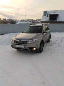 Барнаул Forester 2011