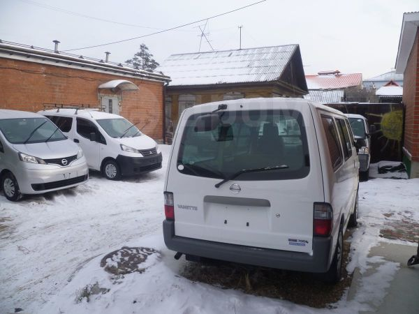 Nissan Vanette, 2013 год, 680 000 руб.