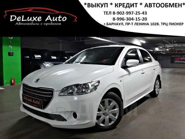 Peugeot 301, 2013 год, 459 000 руб.