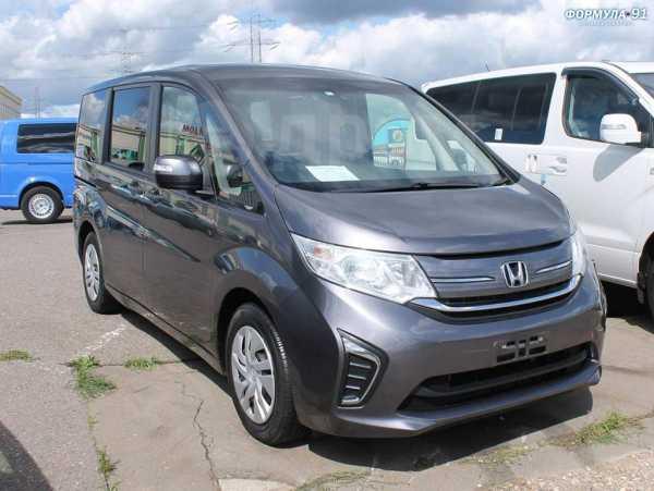 Honda Stepwgn, 2015 год, 1 240 000 руб.