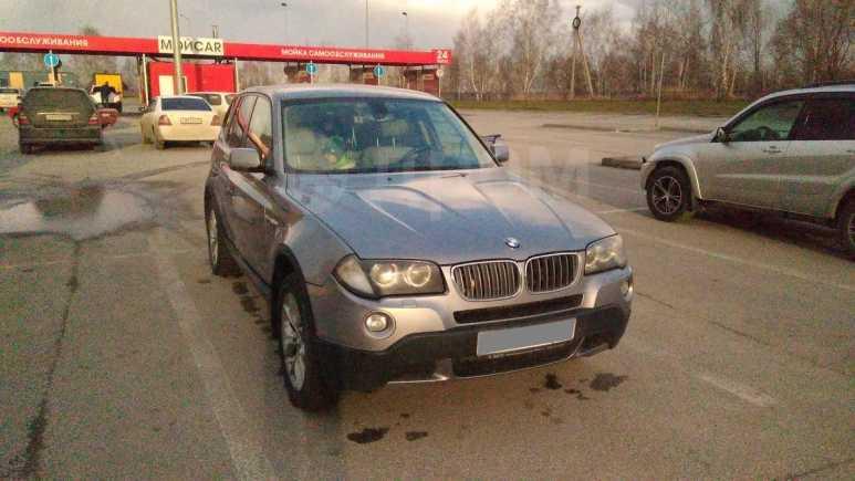 BMW X3, 2007 год, 605 000 руб.