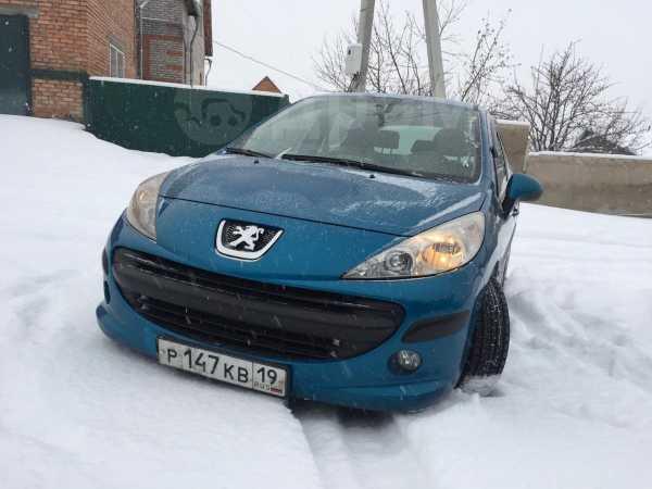 Peugeot 207, 2009 год, 300 000 руб.