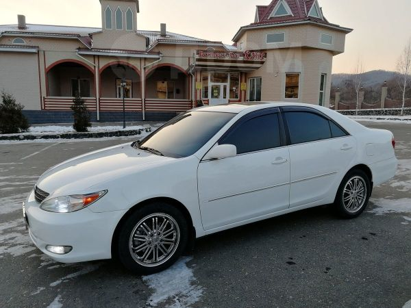 Toyota Camry, 2003 год, 465 000 руб.