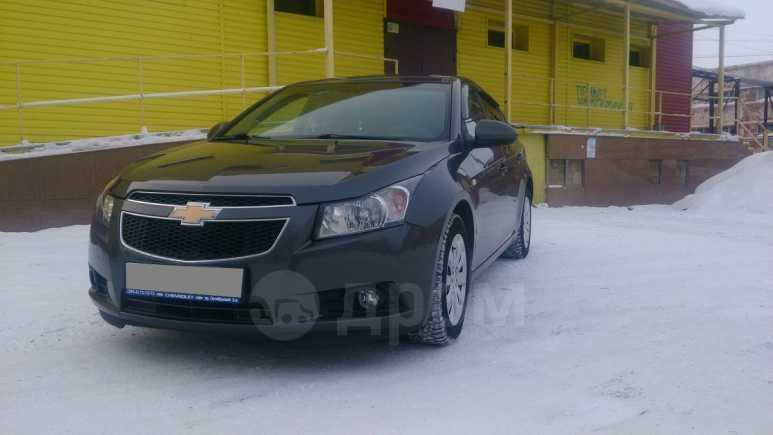 Chevrolet Cruze, 2012 год, 520 000 руб.