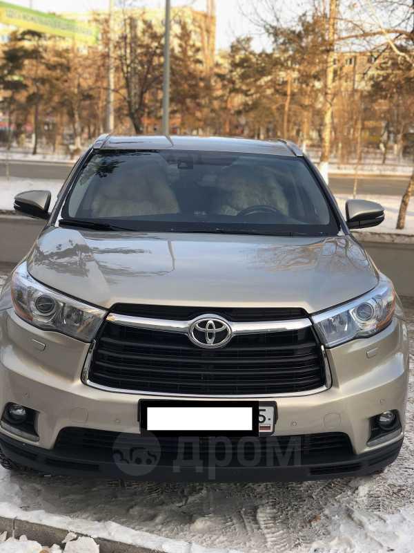 Toyota Highlander, 2014 год, 1 880 000 руб.