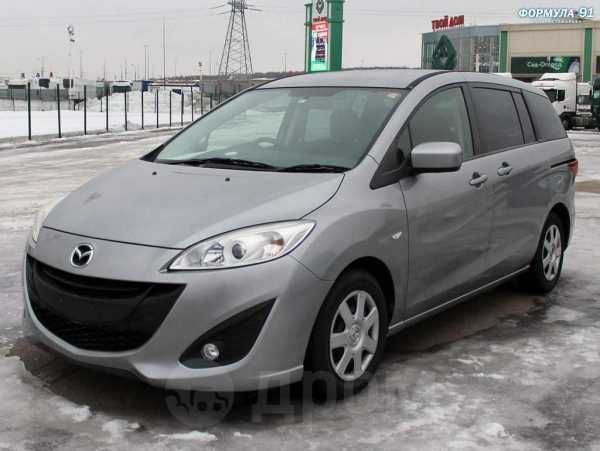 Mazda Premacy, 2014 год, 820 000 руб.