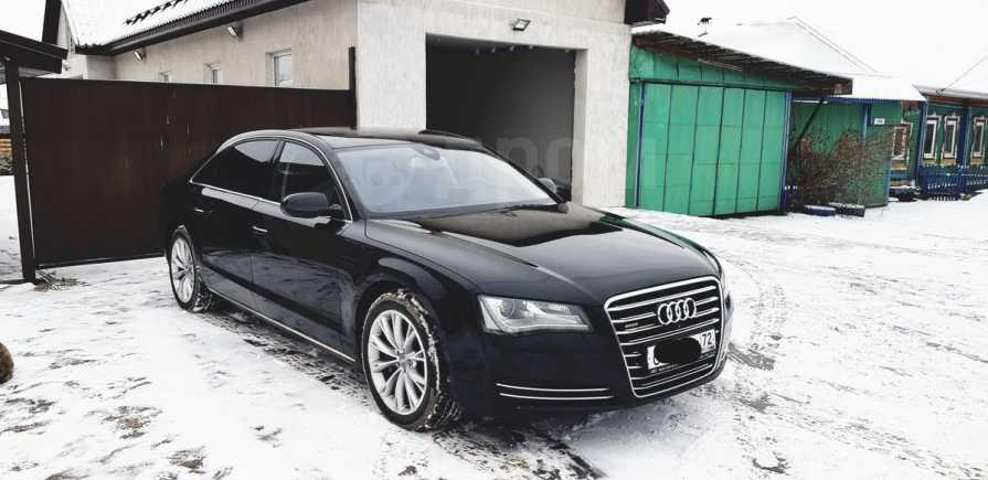 Audi A8, 2012 год, 1 360 000 руб.