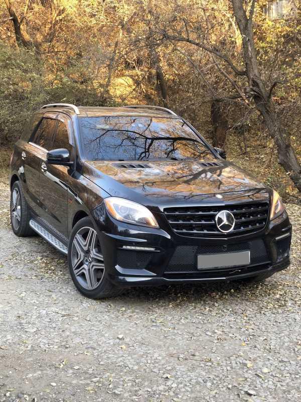 Mercedes-Benz M-Class, 2012 год, 2 100 000 руб.