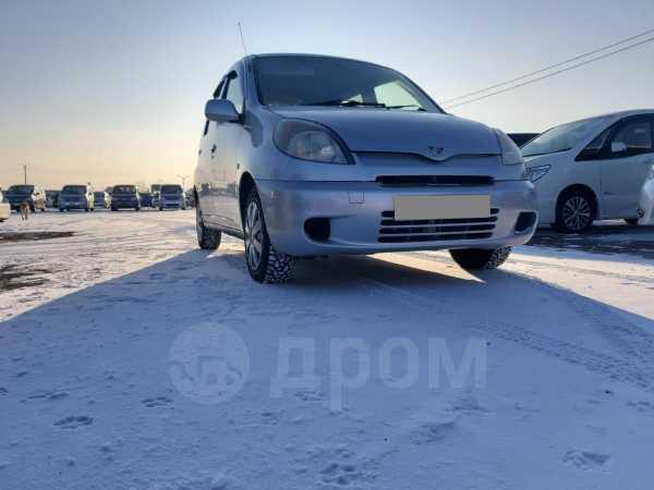 Toyota Funcargo, 2001 год, 315 000 руб.