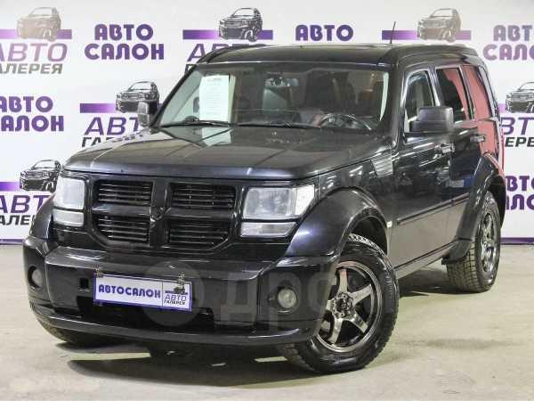 Dodge Nitro, 2008 год, 700 000 руб.