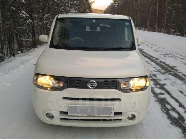 Nissan Cube, 2014 год, 495 000 руб.