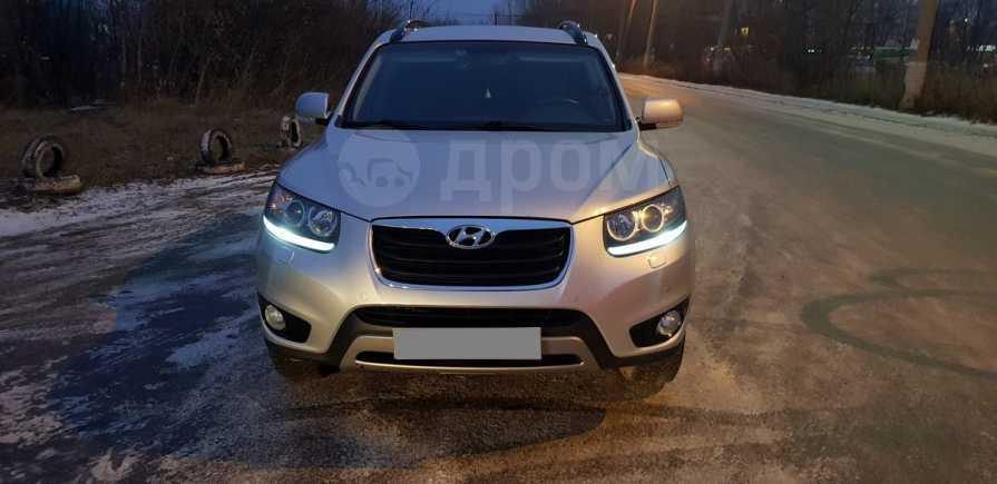 Hyundai Santa Fe, 2012 год, 1 060 000 руб.