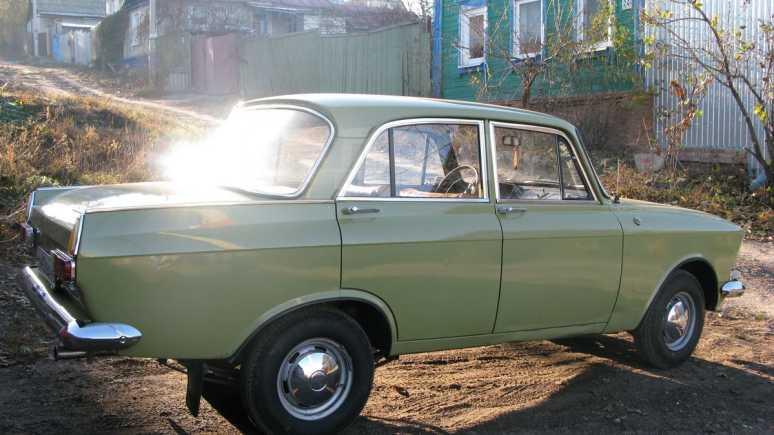 Москвич 412, 1975 год, 140 000 руб.