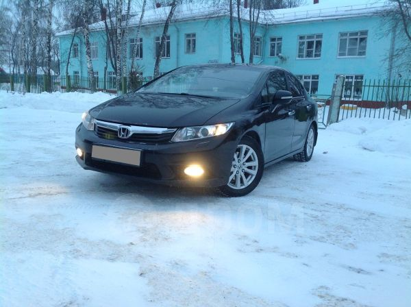 Honda Civic, 2012 год, 755 000 руб.